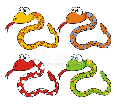 Snakes Viper Vector Stock Vector Freeimages Com