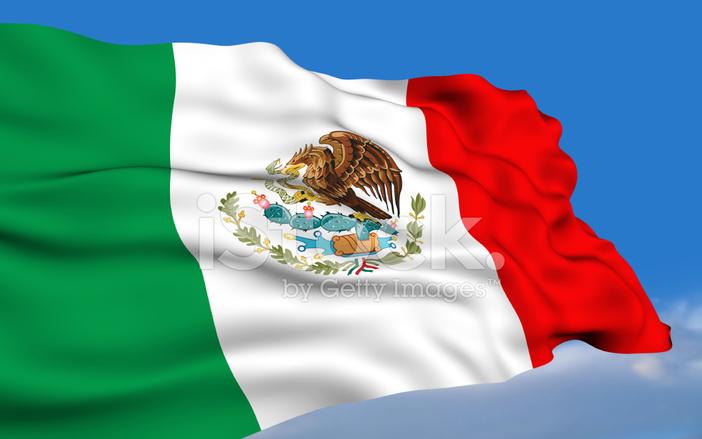 墨西哥国旗 照片素材 Freeimages Com