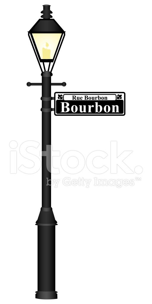 New Orleans Street Lamp Vector Lamp Design Ideas