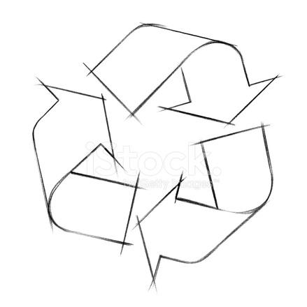 Geri Donusum Logosu Illustrasyon Stock Vector Freeimages Com