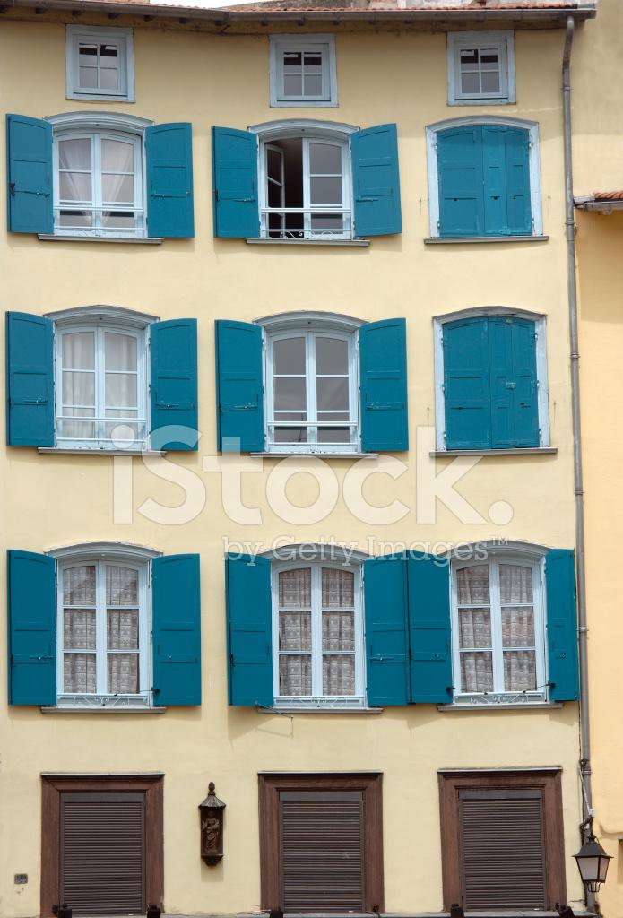 Franzosische Fenster Stockfotos Freeimages Com