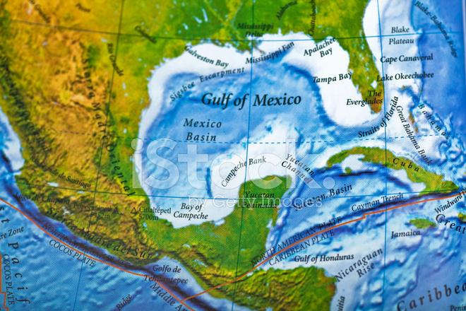 Mexikanska Golfen Stockfoton Freeimages Com