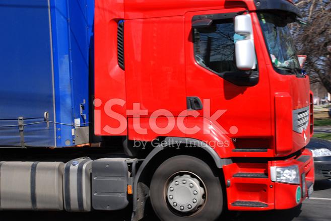 camion rouge photos. Black Bedroom Furniture Sets. Home Design Ideas