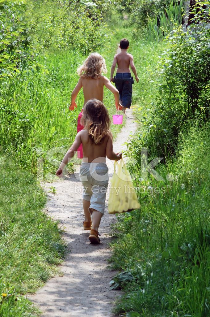 Kids Running Away Stock Photos Freeimages Com