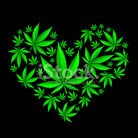 cannabis heart stock vector freeimages com vector trees png vector trees silhouettes
