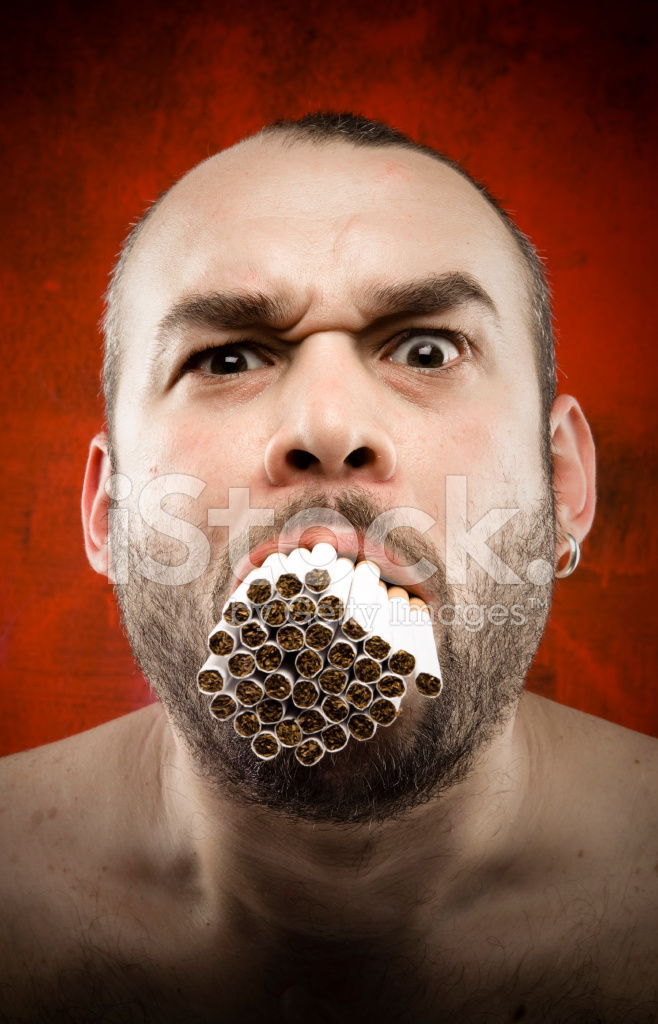 Crazy Smoker 251420 on cartoon mouth patterns