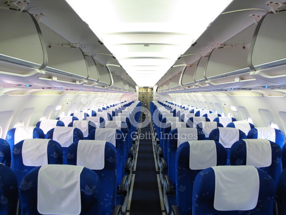 Attractive Airplane Interior