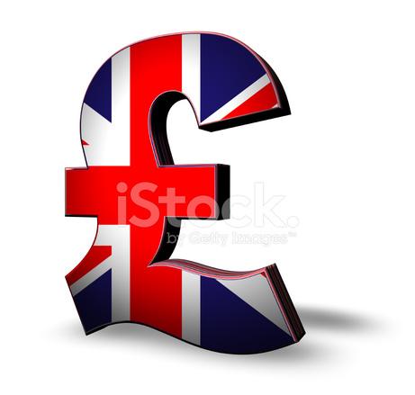 3d British Pound Symbol Stock Photos Freeimages