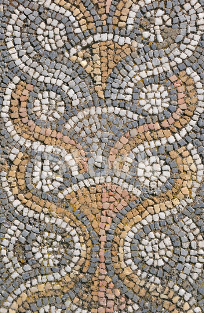 Roman Mosaic Tiling Stock Photos Freeimages