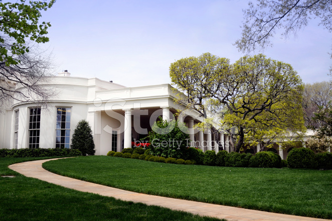 West Wing Oval Office The White House Washington Dc