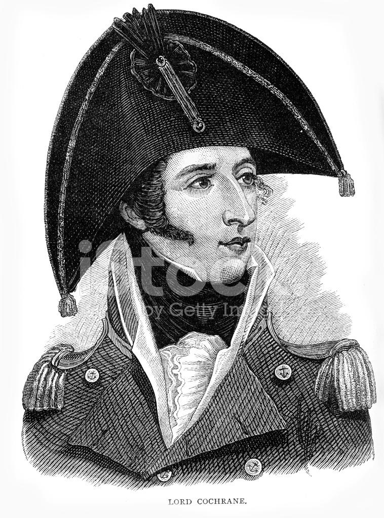 海軍提督 Thomas コクラン ・ ロ...