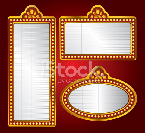 Movie Theater Background Stock Vector Freeimages Com