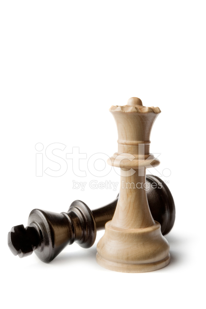 Chess: King and Queen Stock Photos - FreeImages.com