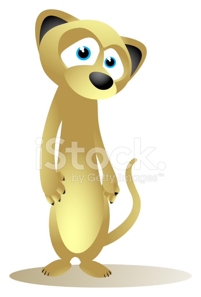 u732b u9f2c u5361 u901a stock vector freeimages com meerkat clipart free meerkat clipart free