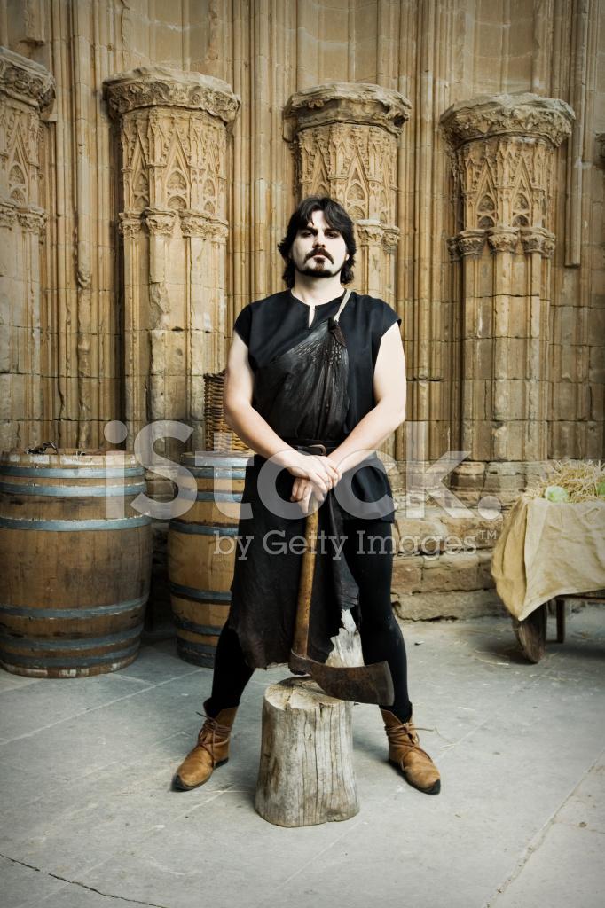 Medieval Times Executioner Stock Photos - FreeImages.com