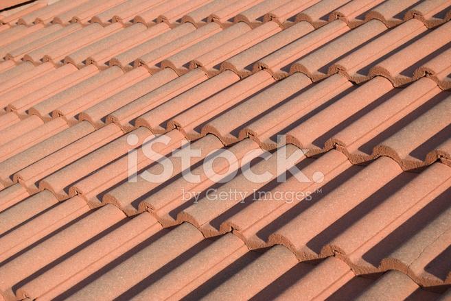 Terracotta Roof Tiles Stock Photos - FreeImages com
