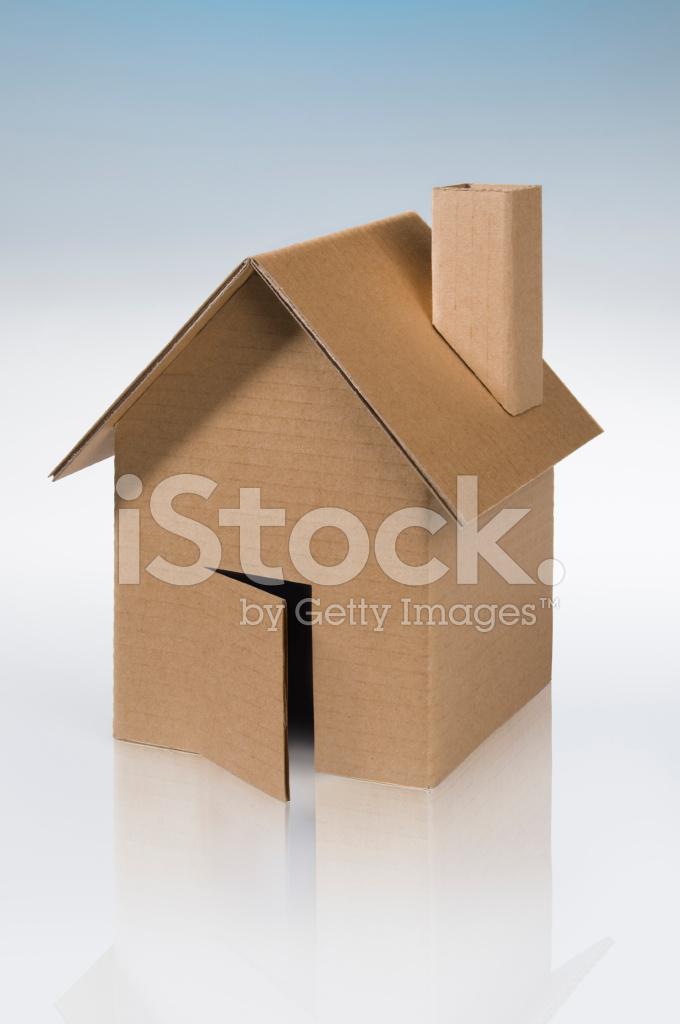 Cardboard House Stock Photos Freeimagescom