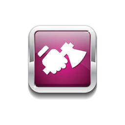労働ピンク ベクター アイコン ボタン 画像をストックする Freeimages Com