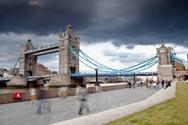 London - England,Tower Brid...