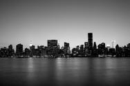 Manhattan,Black And White,U...