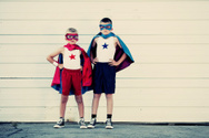 Child,Partnership,Superhero...
