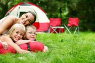 Camping,Family,Summer,Vacat...