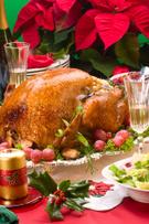 Christmas,Dinner,Turkey,Foo...