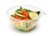 Salad,Take Out Food,Plastic...