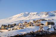 Chile,Ski Resort,Santiago -...