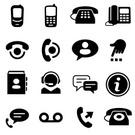 Telephone,Symbol,Mobile Pho...