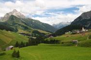 Valley,North Tirol,Vorarlbe...