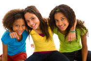 Teenage Girls,Pre-Adolescen...