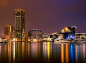 Baltimore,Maryland,Urban Sk...