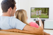 Television Set,Watching TV,...