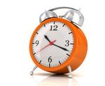 Clock,Time,Alarm Clock,Oran...