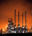 Industry,Chemical Plant,Oil...