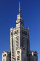 Warsaw,Poland,Palace Of Cul...