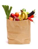 Bag,Vegetable,Fruit,Paper,O...