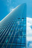 Skyscraper,Glass - Material...