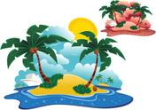 Island,Cruise,Passenger Shi...