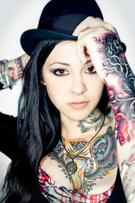 Tattoo,Women,Pierced,Hipste...