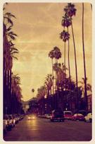 Hollywood - California,Retr...