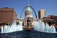 St. Louis,Fountain,Famous P...