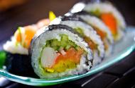 Sushi,Food,Nori,Japanese Cu...