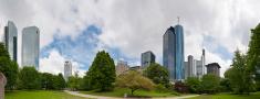 Frankfurt - Main,Urban Skyl...