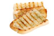 Garlic Bread,Bread,Isolated...