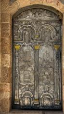 Jerusalem,Synagogue,Mezuzah...