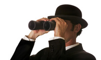 Binoculars,Forecasting,Sear...