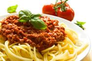 Spaghetti,Pasta,Bolognese S...