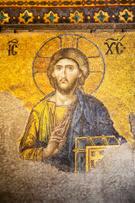 Jesus Christ,Symbol,Mosaic,...